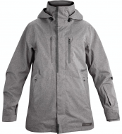 Dakine Mens Fuse Jacket Grey Heather
