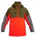 Dakine Mens Force Jacket Army/Octane 1