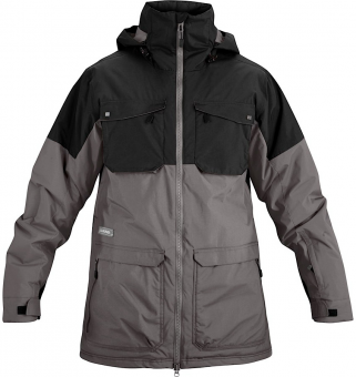 Dakine Mens Force Jacket Black/Charcoal