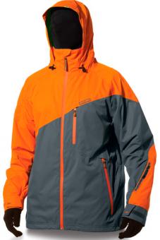 Dakine 15К Mens Zone Jacket Orange/Gunmetal
