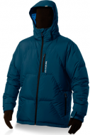 Dakine 20К Mens Drift Down Jacket Blue Denim
