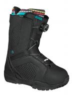 Ботинки для сноуборда Flow Hyku BOA (2015) black