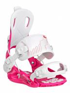 Крепление для сноуборда Head RX Fay I (2015) white/pink
