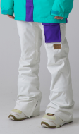 2015 50:50 Grind Classic Pant (White)