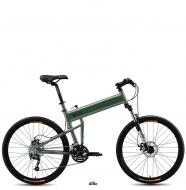 Велосипед складной Montague Paratrooper Pro (2015) Green