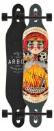 Лонгборд Arbor Axis GT 40 Artist Series (2015)