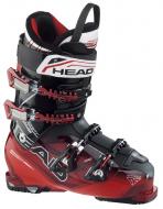 Горнолыжные ботинки Head Adapt Edge 100  красные (2015)
