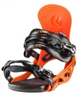 Крепление для сноуборда Flux RK Orange 14-15