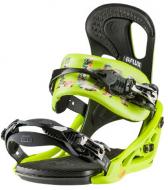 Крепление для сноуборда Flux TT Lime Green 14-15