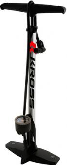 Насос напольный Kross Tornado с манометром