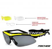 Очки велосипедные Fischer FS-12B
