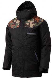 Куртка Romp 180 Switch Classic Jacket Black/Camo