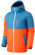Куртка Romp 180 Switch Slim Jacket Orange/Slate Blue