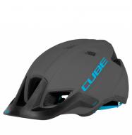 Шлем Cube Helm CMPT grey´n´blue