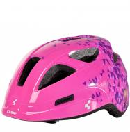 Шлем Cube Pro Junior pink triangles
