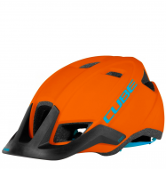 Шлем Cube Helm CMPT Orange´n´blue