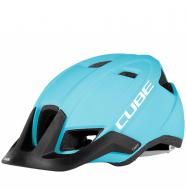 Шлем Cube Helm CMPT Iceblue´n´white