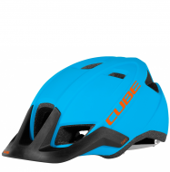 Шлем Cube Helm CMPT Blue´n´orange