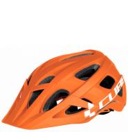 Шлем Cube Helm AM Race orange´n´white