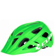Шлем Cube Helm AM Race green´n´white