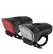 Комплект фонарей Cube Lichtset LTD black´n´black 1