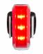Комплект фонарей Cube Beleuchtungsset PRO 18 white´n´white 8