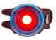 Фонарь задний Cube RFR Licht Diamond Red LED blue 3