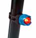 Фонарь задний Cube RFR Licht Diamond Red LED blue 4