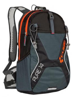 Рюкзак Cube Pure 14 black´n´flashred