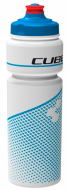 Фляга Cube Trinkflasche 0,75l Teamline white´n´blue