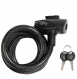 Замок велосипедный Cube RFR Spiral Cable Lock 12 X 1800 мм 1
