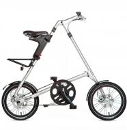 Велосипед Strida 5.2 (2016) SLV