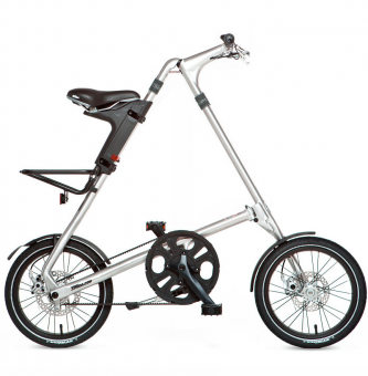 Велосипед Strida 5.2 (2016) SLV