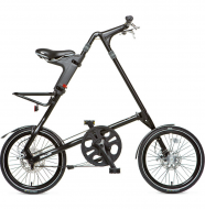 Велосипед Strida SX (2016) BLK