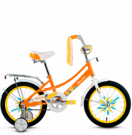 Детский велосипед Forward Little Lady Azure 16 (2016)