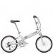 Велосипед складной Giant Halfway white (2016) 1