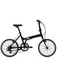 Велосипед складной Giant ExpressWay 2 black (2016)