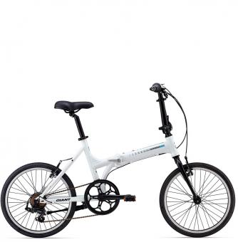 Велосипед складной Giant ExpressWay 2 white (2016)