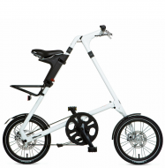 Велосипед Strida 5.2 (2016) WHT
