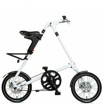 Велосипед Strida 5.2 (2016) WHT