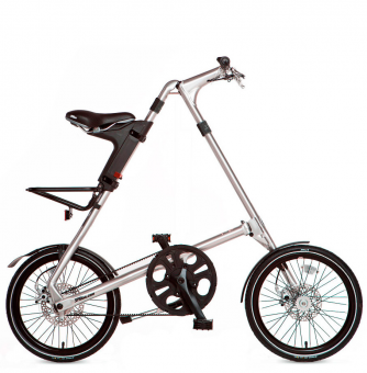 Велосипед Strida SX (2016) SLV