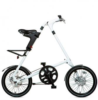 Велосипед Strida SX (2016) WHT