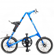 Велосипед Strida SX (2016) BLUE