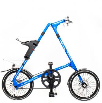 Велосипед Strida SX (2016) BLUE