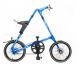 Велосипед Strida SX (2016) BLUE 1