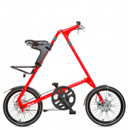 Велосипед Strida SX (2016) RED