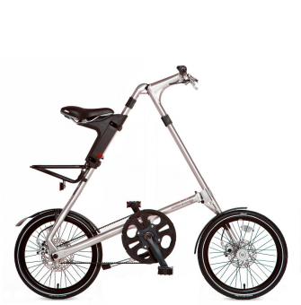 Велосипед Strida EVO (2016) SLV