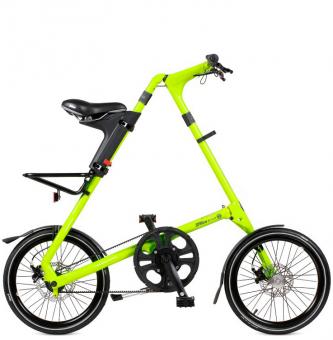 Велосипед Strida EVO (2016) YEL