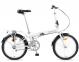 Велосипед складной Shulz Max (2016) Белый 1