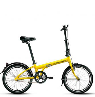 Велосипед складной Forward Enigma 1.0 (2016)